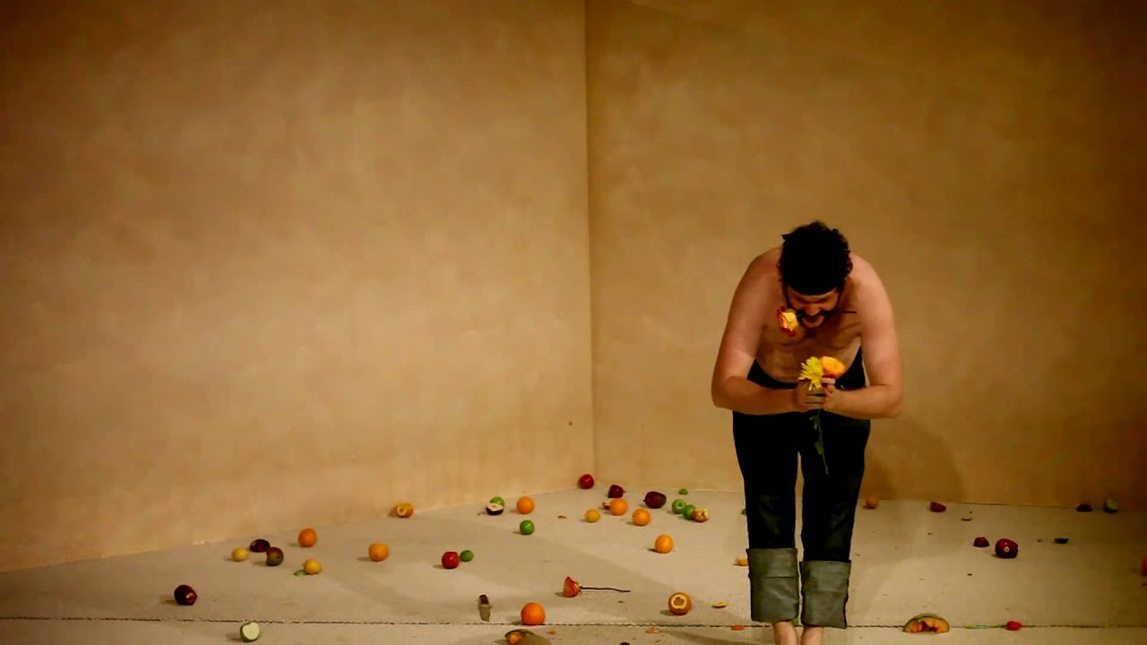 Manly Men Show You How To Be A Real Fruit Ninja