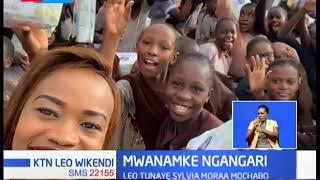 Sylvia Moraa Mochabo, mwanamke anayewajali waishio na ulemavu |MWANAMKE NGANGARI