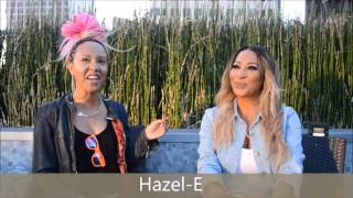 Hazel-E On Beef With Masika Kalysha & Yung Berg, Relationship With Katt Williams and Other Projects