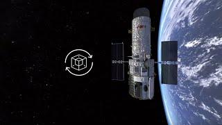 The Hubble Space Telescope 360° Tour