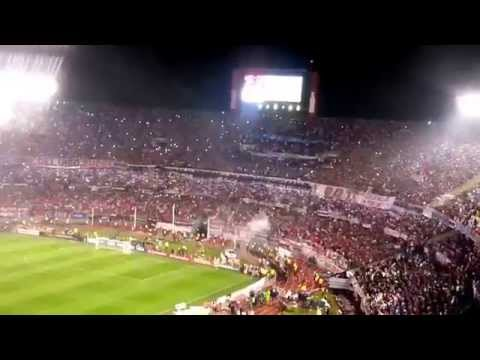 """""""dale alegria a mi corazon"""" Barra: Los Borrachos del Tablón • Club: River Plate"""