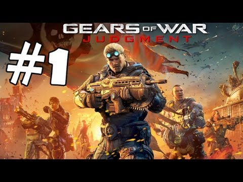 gears of war judgment xbox 360 gameplay