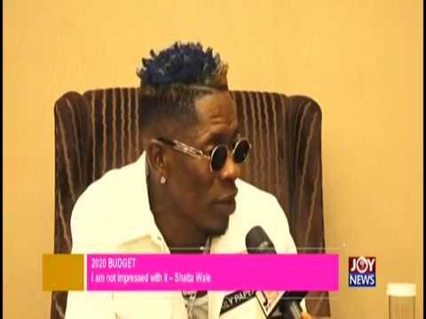Let's Talk Entertainment with Becky on JoyNews (20-11-19)