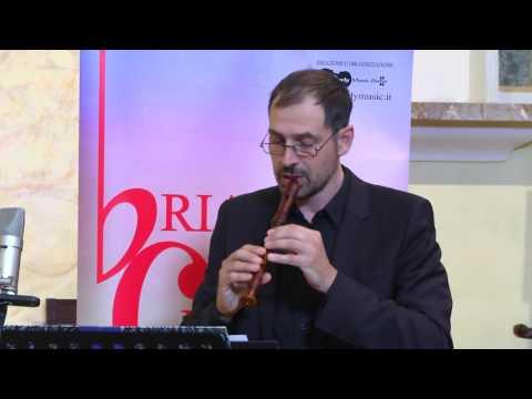 """Giovanni Paolo Cima: Sonata Seconda da """"I Concerti Ecclesiastici"""" FESTA RUSTICA DUO"""