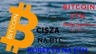 Bitcoin: Cisza, ale wiemy z czego wynika odbicie na Ethereum - BTC & ETH analiza 16.09.2018