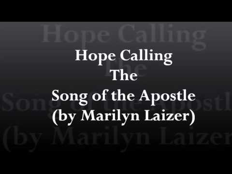 Hope Calling - The Song of The Apostle