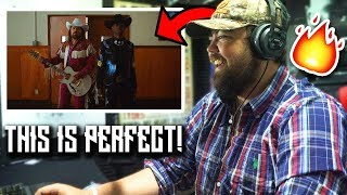 RAPPER REACTS To Lil Nas X - Old Town Road (Official Movie) Ft. Billy Ray Cyrus