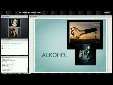 Alkoholizm swoje efekty wideo