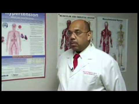 Bluthochdruckimpuls die Eigenschaft ändern
