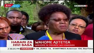 Mbunge wa Kandara, Alice Wahome ajitetea kwa madai yanayomkabili