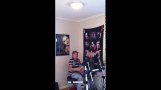 Ac/Dc-Rocking All the Way-Drum Cover