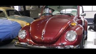 Documantaire Volkswagen Kever HD: de liefhebber blijft achter zijn kever staan.
