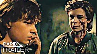 THE BLACK PHONE Official Trailer (2021) Ethan Hawke, Horror Movie HD