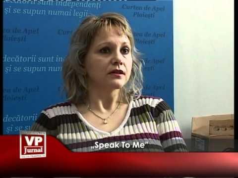 """""""Speak To Me"""""""