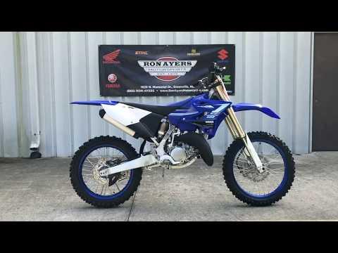 2020 Yamaha YZ125 in Greenville, North Carolina - Video 1