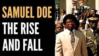 The Rise and Fall of Samuel Doe: The Former Leader of  Liberia | African Biographics