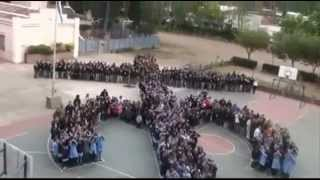 preview picture of video 'El Cruzariazo 2014 - Colegio Marianista Junin'