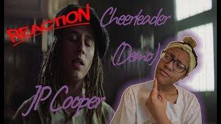 JP Cooper Cheerleader (Demo) (Music Video) Reaction