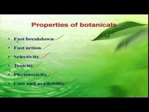, title : 'Mod-06 Lec-25 Pest management through botanicals