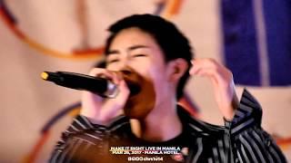 170326 BoomPeak - Drag Me Down (Make It Right in Manila)