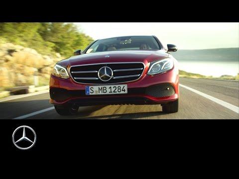 Mercedesbenz E Class Sedan Седан класса E - рекламное видео 1