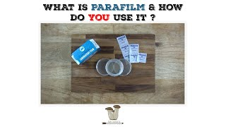 What Is Parafilm & How Do You Use It In Mushroom Growing?