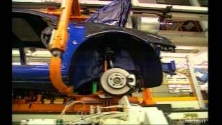 VW Golf Mk4 production
