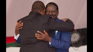 REVEALED: How Uhuru-Raila Handshake was planned and actualised
