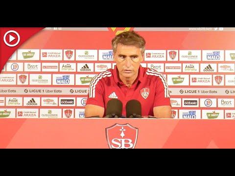Brest - Lorient | Conférence de presse d'avant-match