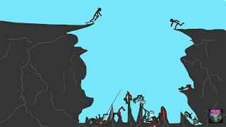 tha Cliff 1 рисуем мультфильм 2