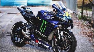r25 using motogp exhaust sakura