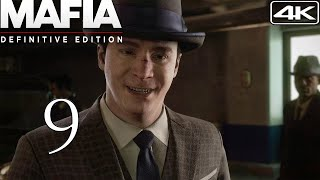 Mafia Definitive Edition  Walkthrough Gameplay With Mods pt9  Great Deal 4K 60FPS Classic