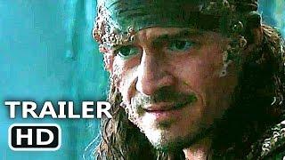 PIRATES OF THE CARIBBEAN 5 Will Turner Trailer (2017) Dead Men Tell No Tales, Disney Movie HD   Kholo.pk