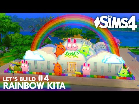 Die Sims 4 KITA Bauen