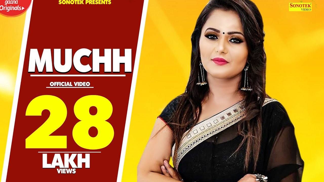 Muchh - New Haryanvi Songs Haryanavi 2019   Anjali Raghav   Harish   Shikha Raghav   SONOTEK Video,Mp3 Free Download