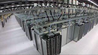 Inside a Google data center | Kholo.pk