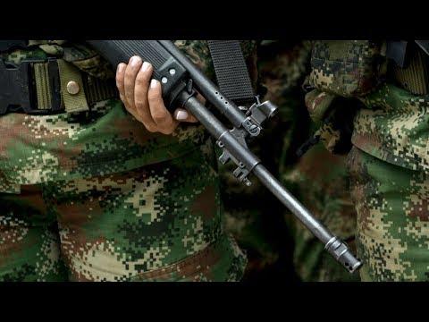 """Militar muere en ataque del ELN perpetrado con """"explosivos no convencionales"""" en Antioquia"""
