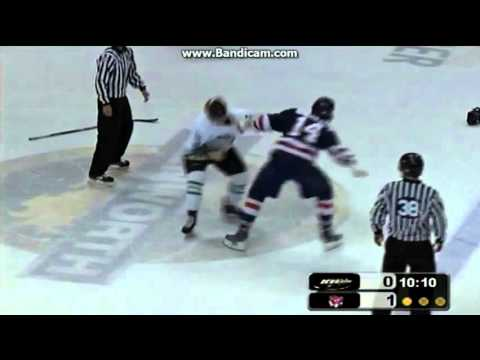 Tyler Barr vs. Travis Howe