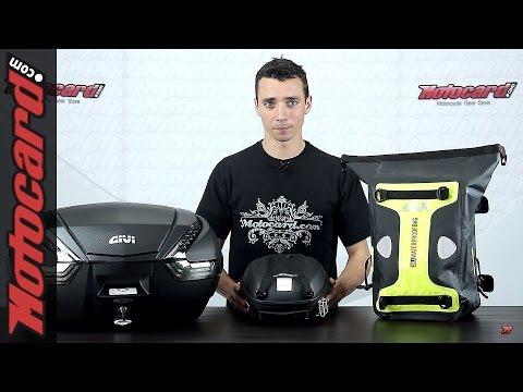 Tutorial Solo Moto: escoger la maleta adecuada para la moto