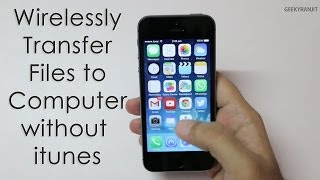 Easiest Way to Transfer iPhone Photos/Videos to PC without iTunes