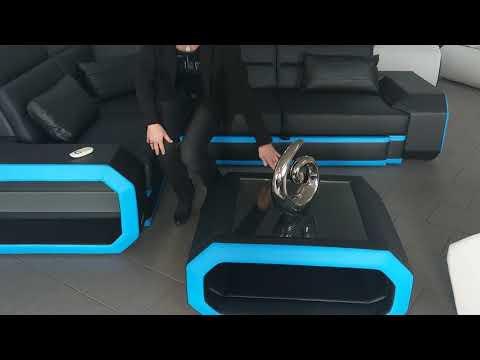 Ledersofa VERONA Produktvorstellung - Sofa Dreams