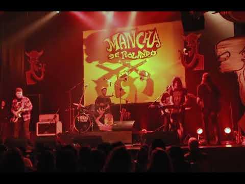 MANCHA DE ROLANDO Sangre