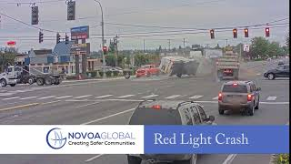 NovoaGlobal Red Light Crash 2020