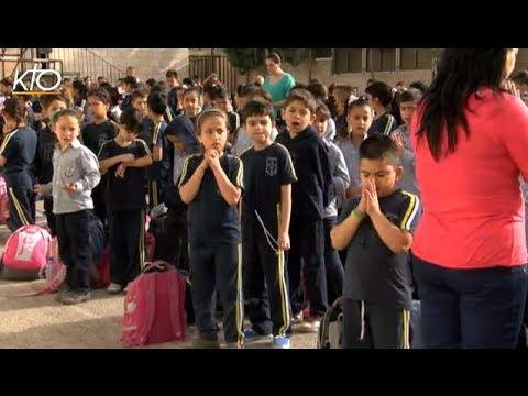 La Mission des écoles catholiques en Terre Sainte