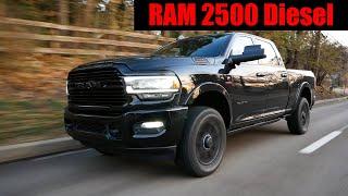 Review: 2019 RAM 2500 Laramie (Diesel)
