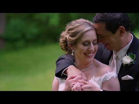 Lauren and Clint Wedding Day Video Teaser