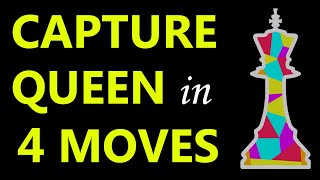 Chess Opening TRICK To Fool Your Opponent: Tennison Gambit   Strategy & Moves To Trap Black Queen
