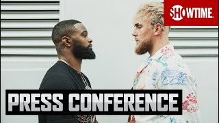 Paul vs. Woodley: Kick-Off Press Conference   SHOWTIME PPV