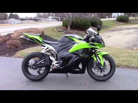 2009 Honda CBR®600RR in Boise, Idaho - Video 1