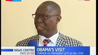 Preparations underway to welcome Barack Obama to Kisumu